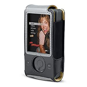 Belkin Holster Case for Zune 30 GB (Black and Gray)