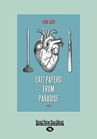book cover of Exit Papers from Paradise