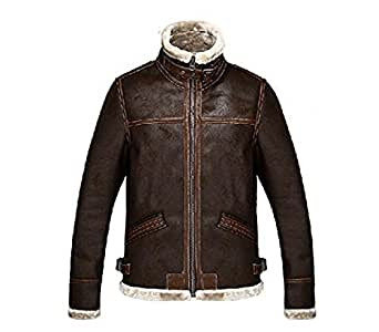 Cosplaymart Resident Evil 4 Leon Kennedy Men's Pu Leather (X-Large)