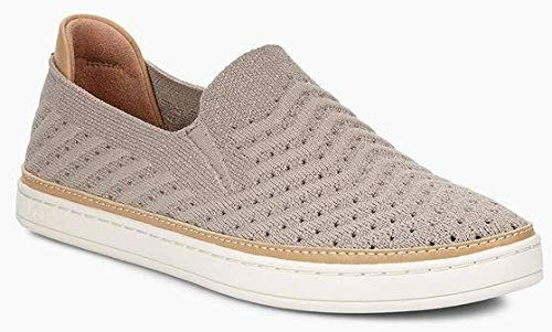 UGG Women's Sammy Chevron Metallic Shoes Oyster 8 M for sale  Delivered anywhere in USA