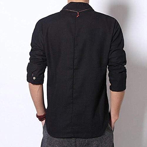 Amazon.com: ZooBoo Chino Ropa Camisa Tang - Camiseta de ...