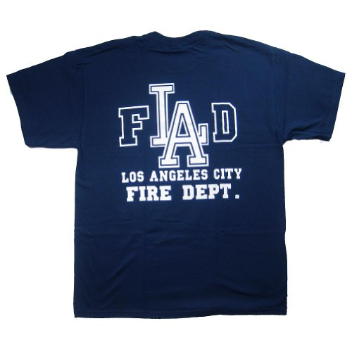 RescueTees Angeles Fire Department T Shirt product image