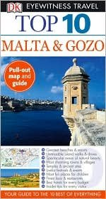 Top 10 Malta and Gozo Pap/Map edition
