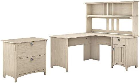 Bush Furniture Salinas L Shaped Desk - the best home office desk for the money