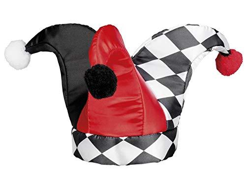 Boland 04285 Harlequin Hat, Multi-Colour