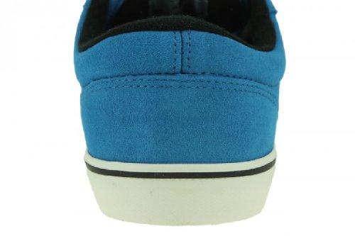 Badge eur Sneaker leather pointure 136908C OX II blue Skate 38 Converse 1HPxnpzn
