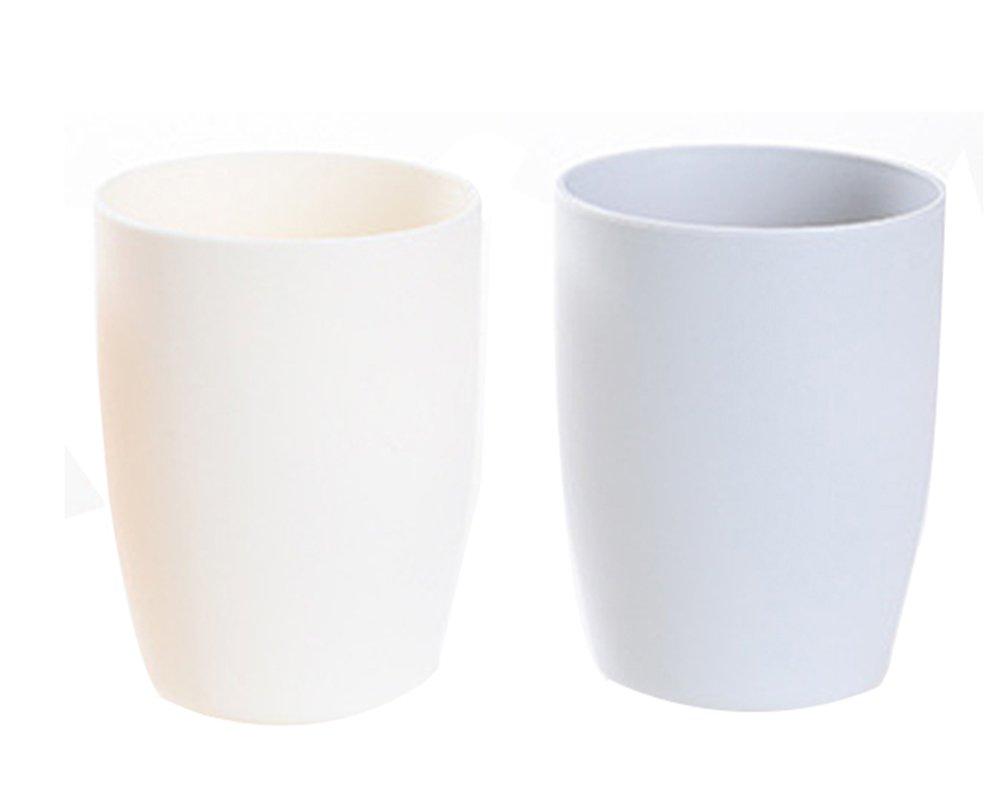 FABL Crew Tumbler Unisex Plastic Cups Pack of 2Size 8* 8* 10cm Fablcrew