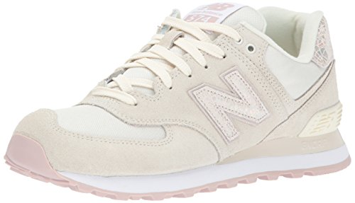 New Balance Damen 574 Sneaker Weiß Off White kath