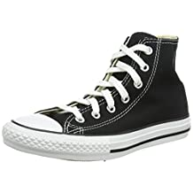CONVERSE YOUTHS CHUCK TAYLOR ALL STAR HI BASKETBALL SHOES