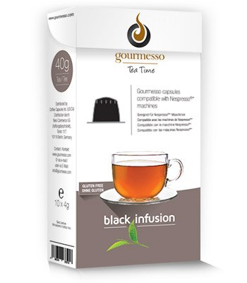 Gourmesso Infusion