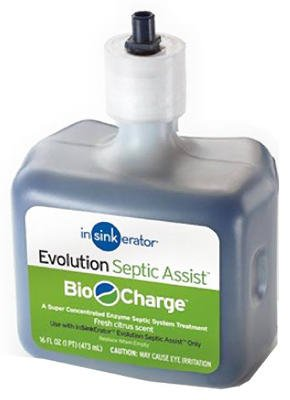 Insinkerator BIOCG Bio-Charge Replacement Cartridge by In-Sink-Erator