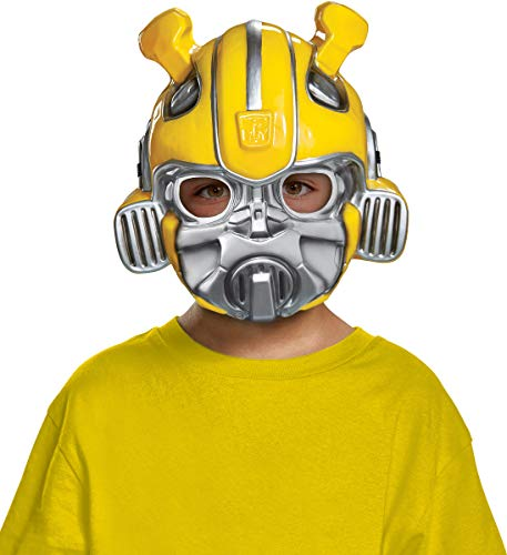 Disguise Bumblebee Child Costume Mask, One Size Child]()