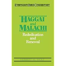 HAGGAI & MALACHI - EVERYMAN'S BIBLECOMMENTARY