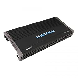 Soundstream Ar1.8000d Arachnid Series 8000w Class D Monoblock Amplifier