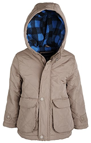 London Quilted Jacket - 5