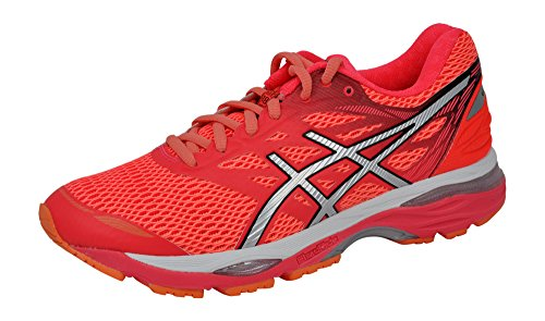 Diva Pink cumulus 18 Asics Shoe Running Gel Women's coral silver wvUqwxZY