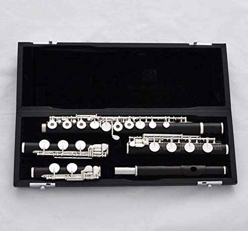 Used, FidgetFidget Ebony Wood Flute Italian Pads C&B&Flat for sale  Delivered anywhere in USA