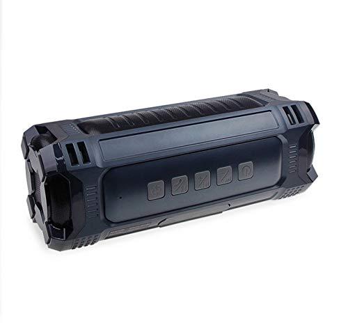 ShiMin サブウーファーのブルートゥースのスピーカーサブウーファーの正方形の屋外のハイファイ効果音カード熱スピーカー   B07QGVX8M2