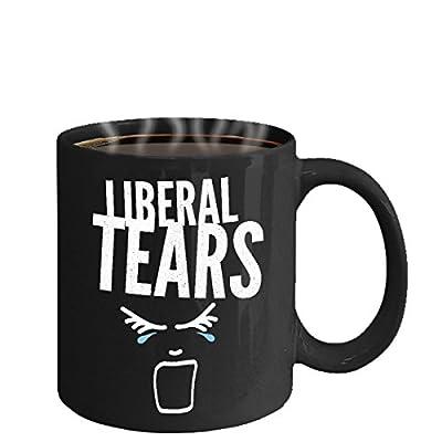 Liberal Tears Black Mug