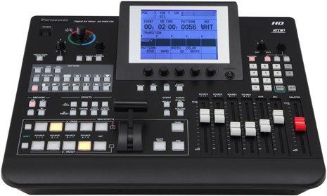 Panasonic MULTI-FORMAT HD/SD DIGITAL A/V MIXER AG-HMX100 (International Model)