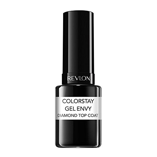 Revlon ColorStay Gel Envy Longwear Nail Enamel, Diamond Top Coat (Resistant Nail Enamel)
