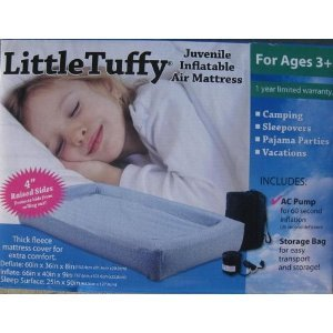 Little Tuffy Juvenile Inflatable Air Mattress (Ages 3 +) PLanet 3 515482