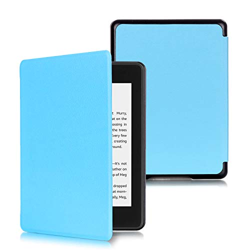 Anvas Case for Kindle Paperwhite 10th Gen 2018,Thinnest Light Shell Smart Cover with Auto Wake/Sleep for All-New Amazon Kindle Paperwhite 6 Inch 2018 Release,Graffiti