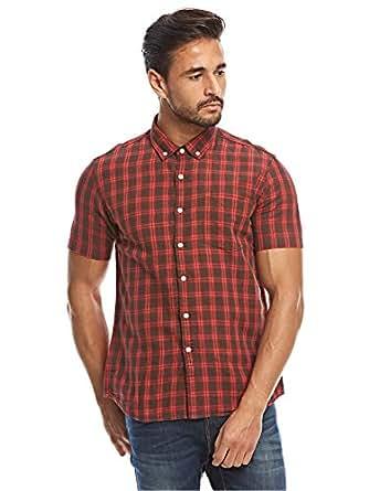 Flying Machine Multi Color Shirt Neck Shirts For Men