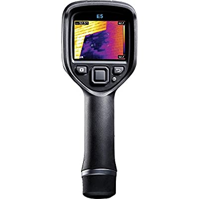 FLIR E5: Compact Thermal Imaging Camera with 120 x 90 IR Resolution, MSX and Wi-Fi - 4018106 , B0115XOLGY , 454_B0115XOLGY , 1193.98 , FLIR-E5-Compact-Thermal-Imaging-Camera-with-120-x-90-IR-Resolution-MSX-and-Wi-Fi-454_B0115XOLGY , usexpress.vn , FLIR E5: Compact Thermal Imaging Camera with 120 x 90 IR Resolution, MSX and Wi-Fi
