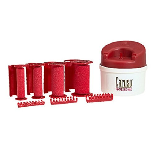 Hairsetter Roller 14 - Caruso ProTraveler Molecular Steam Hairsetter, 14 Rollers, 5 Sizes