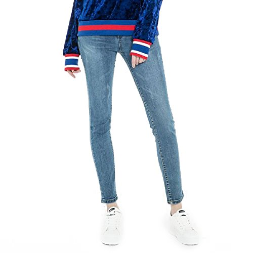 Pop Jeans Extreme Femme Extreme Bleu Pop wqHES0n