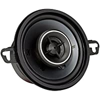 Kicker 41KSC354 3-1/2 2-Way Coaxial Speaker - Pair (Black)