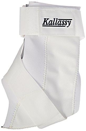 Procare 79-81413 Kallassy Ankle Support, Right, Small/Medium, White