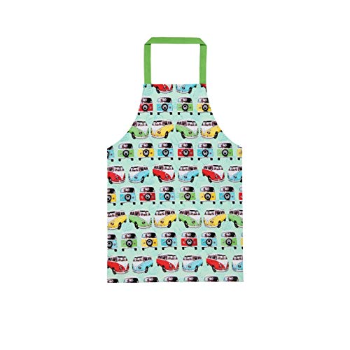 - Ulster Weavers Child or Teenager PVC Apron, Campervan