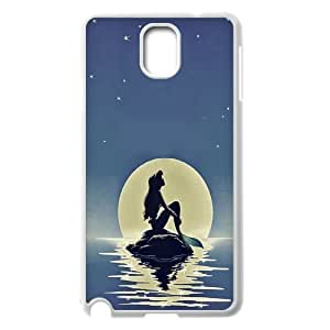 Steve-Brady Phone case The Little Mermaid Protective Case For Samsung Galaxy NOTE3 Case Cover Pattern-18