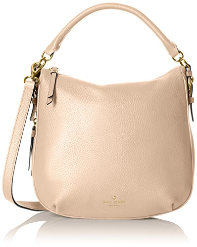kate spade new york Cobble Hill Small Ella Shoulder Bag, Pressed Powder, One Size