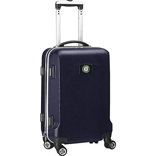 picture of MLB Oakland Athletics Domestic Carry-On Hardcase, Navy, 20-Inch