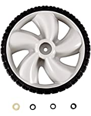 Arnold 490-324-0002 Offset Replacement Wheel, Plastic, Universal, 12 x 1.75-In.