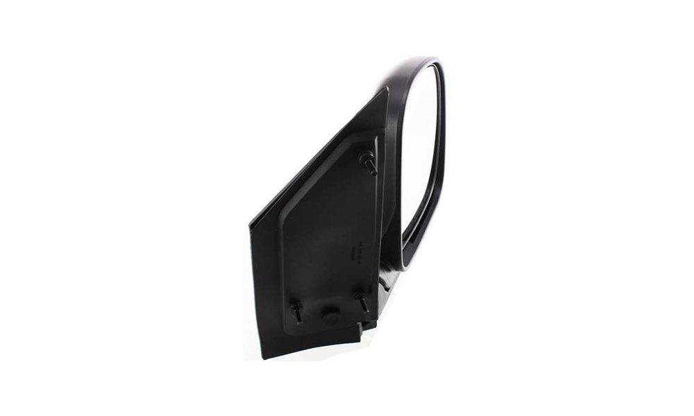 Manual Folding Express//Savana Van 96-02 Right Side Manual Folding Textured Black Kool Vue CV17R