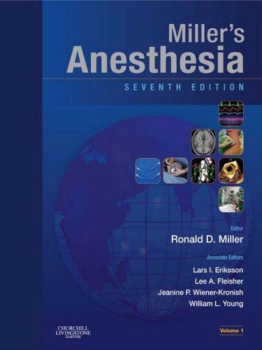 Anesthesia (Anesthesia (Miller)) Pdf