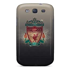 Premium Liverpool Heavy-duty Protection Case For Galaxy S3