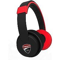 Ducati Corse On-Ear Headphones (Black & Red)