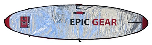Epic Gear 2016 Day Wall Bag 8'4'' x 2'1'' (255 x 65 cm) SUP Bag, SUP Board Bag, Board Bag by Epic Gear