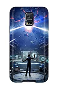 Premium Galaxy S5 Case - Protective Skin - High Quality For Ender's Game 2013