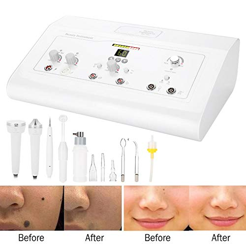 Facial Machine,5 IN 1 Face Skin Rejuvenation Anti Aging Wrinkle/Spot/Blackhead Removal Facial Spray Machine Deep Cleaning(US) by HURRISE (Image #2)