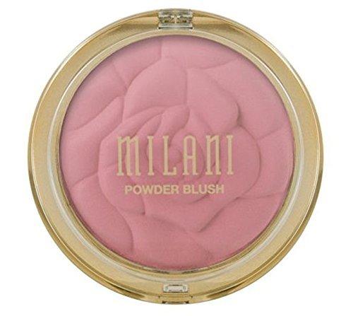 Milani Rose Powder Blush - Romatic Rose (Rose Compact Powder)