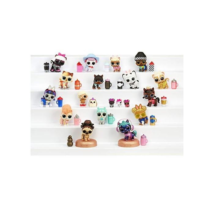 L.O.L. Surprise Fuzzy - Pelota para mascotas (serie 5-2A)