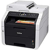 Brother MFC Series Laser All-in-One Printer with Duplex