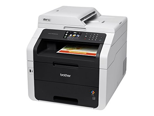 - Brother MFC-9330CDW All-in-One Color Laser Printer, Scanner, Copier, and Fax, Duplex Printing, Wireless Networking, Mobile Device Printing, Scanning - Amazon Dash Replenishment Enabled