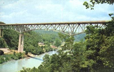 Kentucky River, Kentucky Postcard